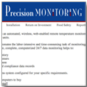 Precision Monitoring
